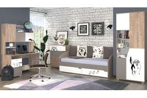 Мебель для детской Хаски - Мебельная фабрика «Ивару»