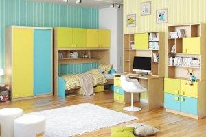 Мебель для детской комнаты - Мебельная фабрика «Народная мебель»
