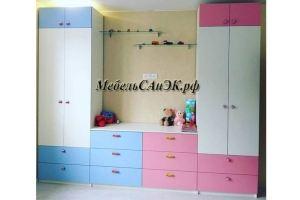 Мебель для детской комнаты 0021 - Мебельная фабрика «САнЭК»