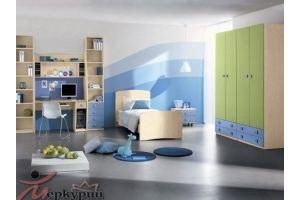 Мебель для детской комнаты Леся - Мебельная фабрика «Меркурий»