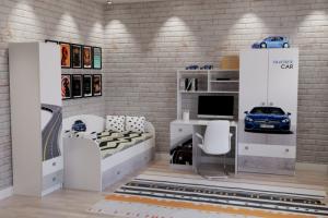 Мебель для детской комнаты Лидер - Мебельная фабрика «Династия»