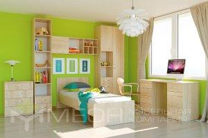 Мебель для детской комнаты Оскар-3 - Мебельная фабрика «Меон»
