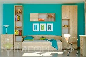 Мебель для детской комнаты Оскар-4 - Мебельная фабрика «Меон»