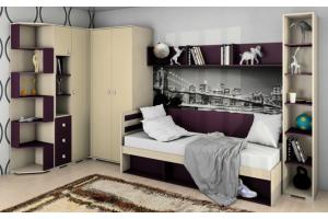 Мебель для детской Лего Next - Мебельная фабрика «СОНиК»