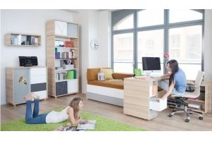 Мебель для детской Линер - Мебельная фабрика «Виктория»
