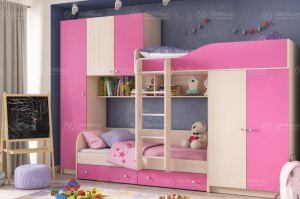 Мебель для детской Маргоша - Мебельная фабрика «Натали»