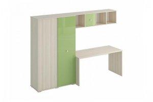 Мебель для детской Play 18 reen - Мебельная фабрика «ОГОГО Обстановочка!»