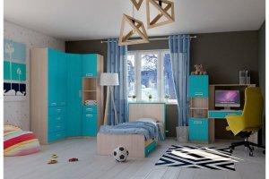 Мебель для детской Рио-2 - Мебельная фабрика «Империя»