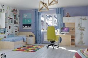 Мебель для детской Рио - Мебельная фабрика «Империя»