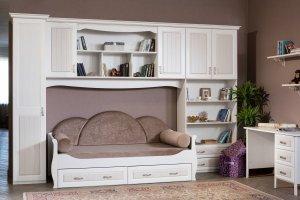 Мебель для детской Сахара - Мебельная фабрика «Манн-групп»