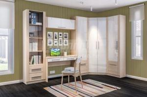 Мебель для детской Сильвия - Мебельная фабрика «Столплит»