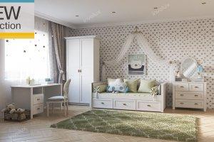мебель для детской ТЕРНИ  - Мебельная фабрика «Инволюкс»