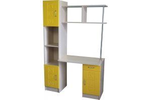 Мебель для детской Уголок школьника №1 - Мебельная фабрика «Мебельный Арсенал»