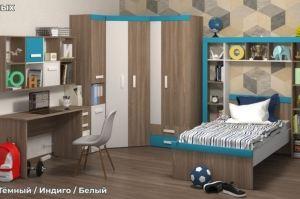 Мебель для детской Юниор - Мебельная фабрика «Аллоджио»