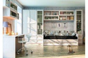 Мебель для детской Зефир - Мебельная фабрика «Мебельком»