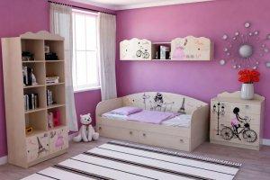 Мебель для девочек Кокетка - Мебельная фабрика «Династия»