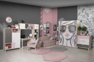 Мебель для девочки Портэ Фэшн - Мебельная фабрика «Мирлачева»
