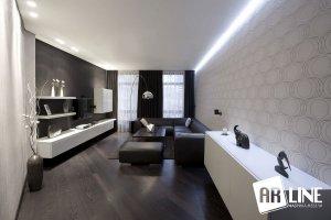 Мебель для гостиной 1-04 - Мебельная фабрика «ARLINE»