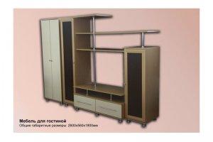 Мебель для гостиной - Мебельная фабрика «На Трёхгорной»