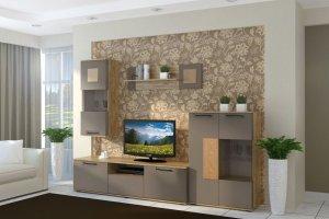 Мебель для гостиной BAUHAUS - Мебельная фабрика «Радо»
