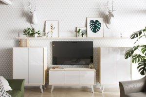 мебель для гостиной Cappuccino 2 - Мебельная фабрика «ОГОГО Обстановочка!»