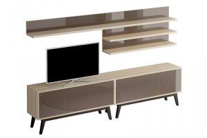мебель для гостиной Cappuccino 3 - Мебельная фабрика «ОГОГО Обстановочка!»