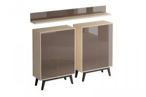 мебель для гостиной Cappuccino 4 - Мебельная фабрика «ОГОГО Обстановочка!»