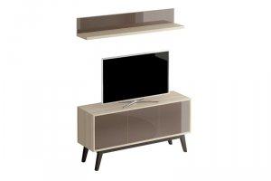 мебель для гостиной Cappuccino 5 - Мебельная фабрика «ОГОГО Обстановочка!»
