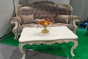 Мебель для гостиной диван и журнальный столик - Мебельная фабрика «Шанс»