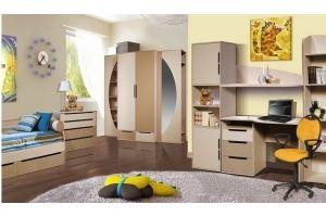 Мебель для гостиной Эмбер-1 ГМ 9580-01 - Мебельная фабрика «Гомельдрев»