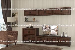 Мебель для гостиной Эпоха с патиной - Мебельная фабрика «Мебель Поволжья»