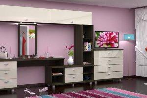 Мебель для гостиной Феличита - Мебельная фабрика «Дисконт (МиКаЭла)»