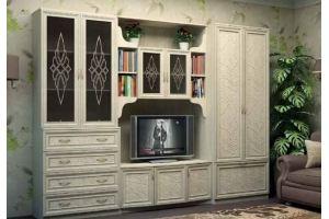 Мебель для гостиной Камелия - Мебельная фабрика «Первомайское»