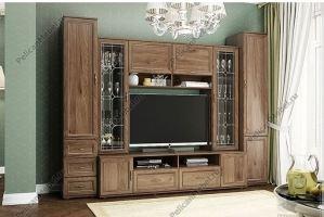 Мебель для гостиной Классика 002 - Мебельная фабрика «Пеликан»