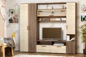 Мебель для гостиной Леон - Мебельная фабрика «Первомайское»