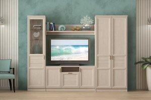 Мебель для гостиной Лира светлая - Мебельная фабрика «Яна»