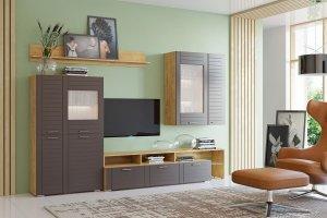 Мебель для гостиной Livorno - Мебельная фабрика «Сильва»