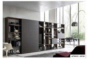 МЕБЕЛЬ ДЛЯ ГОСТИНОЙ МАГЕЛЛАН - Мебельная фабрика «NIKA premium»