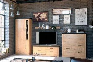 Мебель для гостиной Магнум 2 - Мебельная фабрика «Ангстрем (Хитлайн)»
