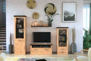 Мебель для гостиной Магнум 5 - Мебельная фабрика «Ангстрем (Хитлайн)»