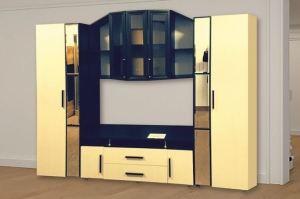 Мебель для гостиной Макарена 2 - Мебельная фабрика «Татьяна»