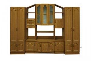 Мебель для  гостиной Макарена МДФ - Мебельная фабрика «Татьяна», г. Каменка