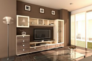 Мебель для гостиной МОДЕНА ЛДСП - Мебельная фабрика «СмолКорпусМебель»