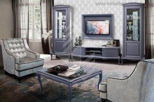 Мебель для гостиной Мокко - Мебельная фабрика «Молодечномебель»