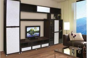 Мебель для гостиной Натали 8 - Мебельная фабрика «Сибирь»