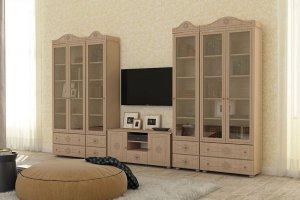 Мебель для гостиной Омега - Мебельная фабрика «Мебельный двор»