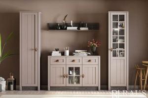 Мебель для гостиной Прованс - Мебельная фабрика «РАУС»