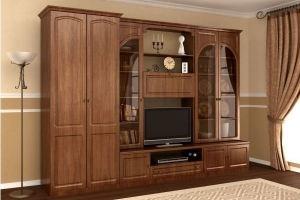 Мебель для гостиной Валерия 5П - Мебельная фабрика «М-Сервис»