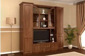 Мебель для гостиной Валерия 7П - Мебельная фабрика «М-Сервис»