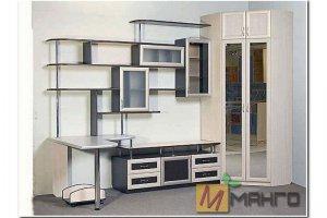 Мебель для гостиной Яна  - Мебельная фабрика «Манго»
